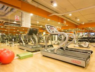 The Kee Resort & Spa Phuket - Fitnessrum