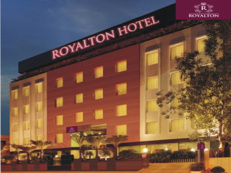 Hotel Royalton Hyderabad Abids Hyderabad