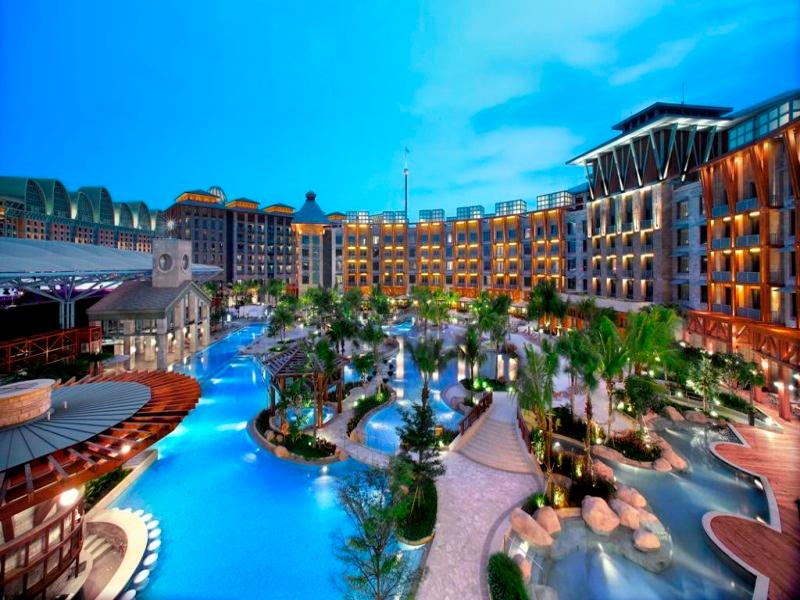 Resorts World Sentosa - Hard Rock Hotel18
