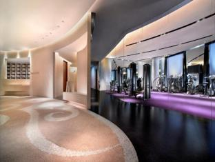 Resorts World Sentosa - Hard Rock Hotel Singapur - Gimnasio