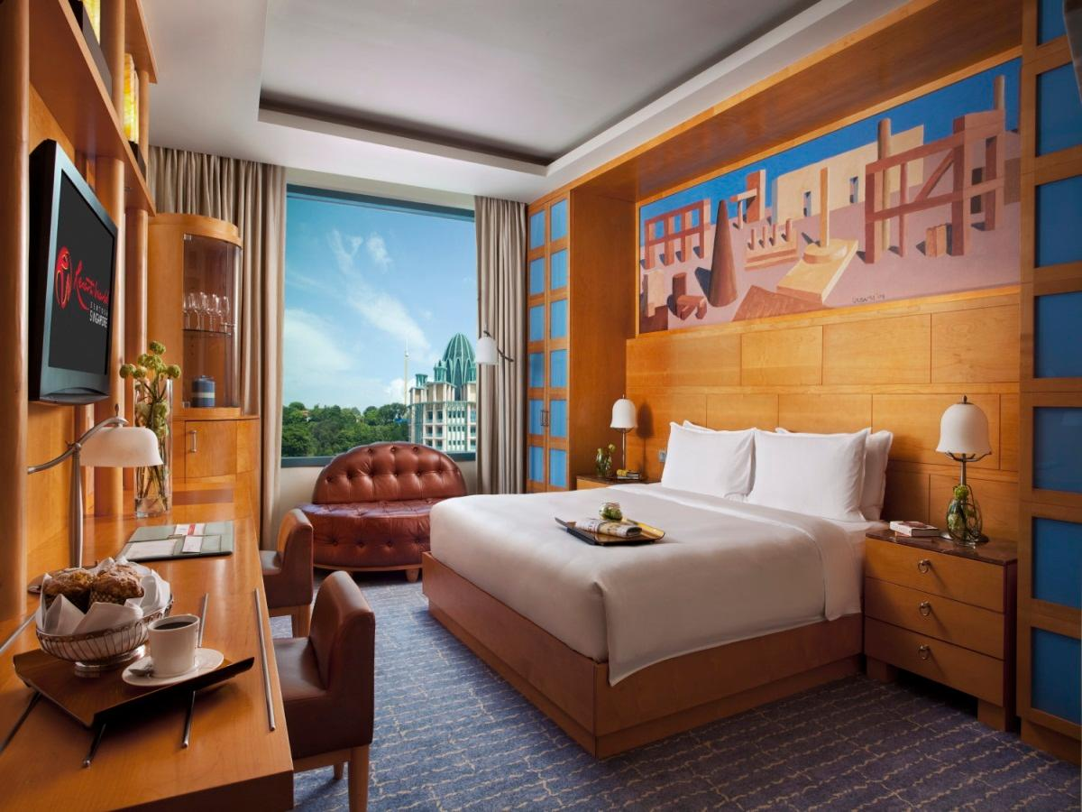 Resorts World Sentosa - Hotel Michael1