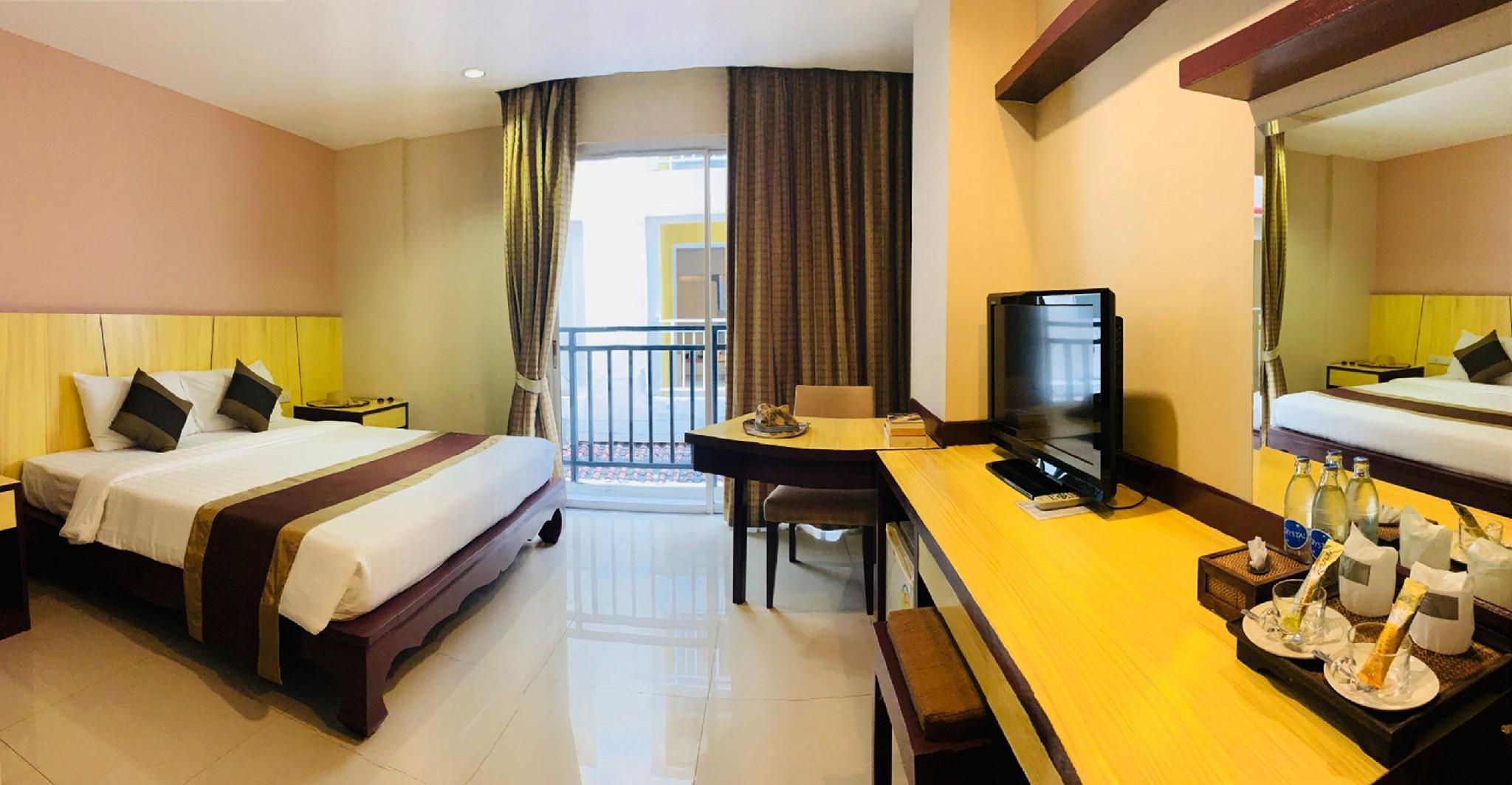 โรงแรมมาลิน ป่าตอง