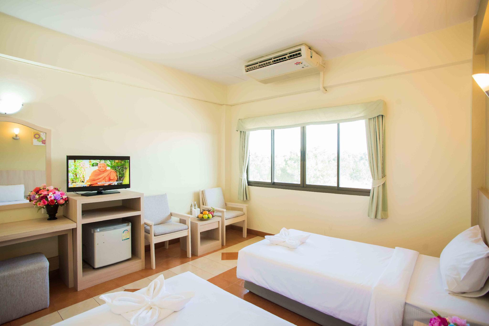 โรงแรมบรรจงบุรี