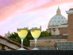 Relais Vatican View Rooma - Parveke/Terassi