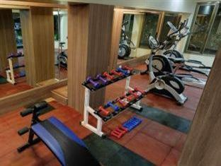 Sandalwood Hotel & Retreat Severna Goa  - fitnes