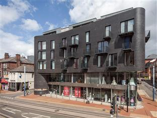 KSpace Serviced Apartments The Sinclair Building Sheffield