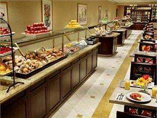 Courtyard by Marriott Downtown Toronto Toronto - Buffet