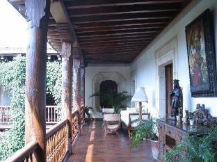 Palacio De Dona Leonor Hotel Antigua Guatemala - Balcony/Terrace