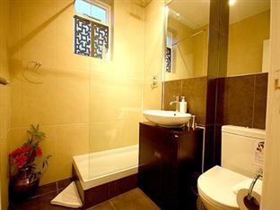 温布尔登精品酒店 伦敦 - 卫浴间