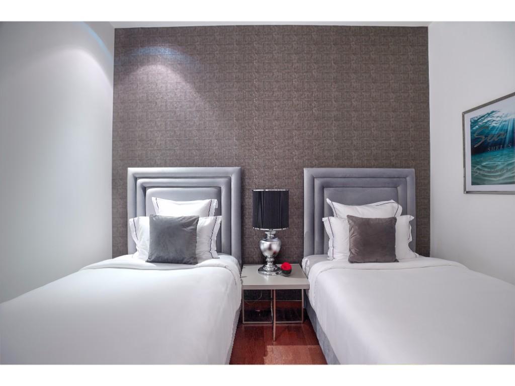 Dream Inn – Tiara Palm Residence 3BR Apartment – Dubai 3