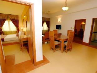 M Suites Hotel Johor Bahru - 3 Bedroom Suites Layout