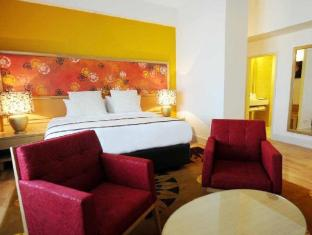 M Suites Hotel Johor Bahru - Premier Studio Suite Layout