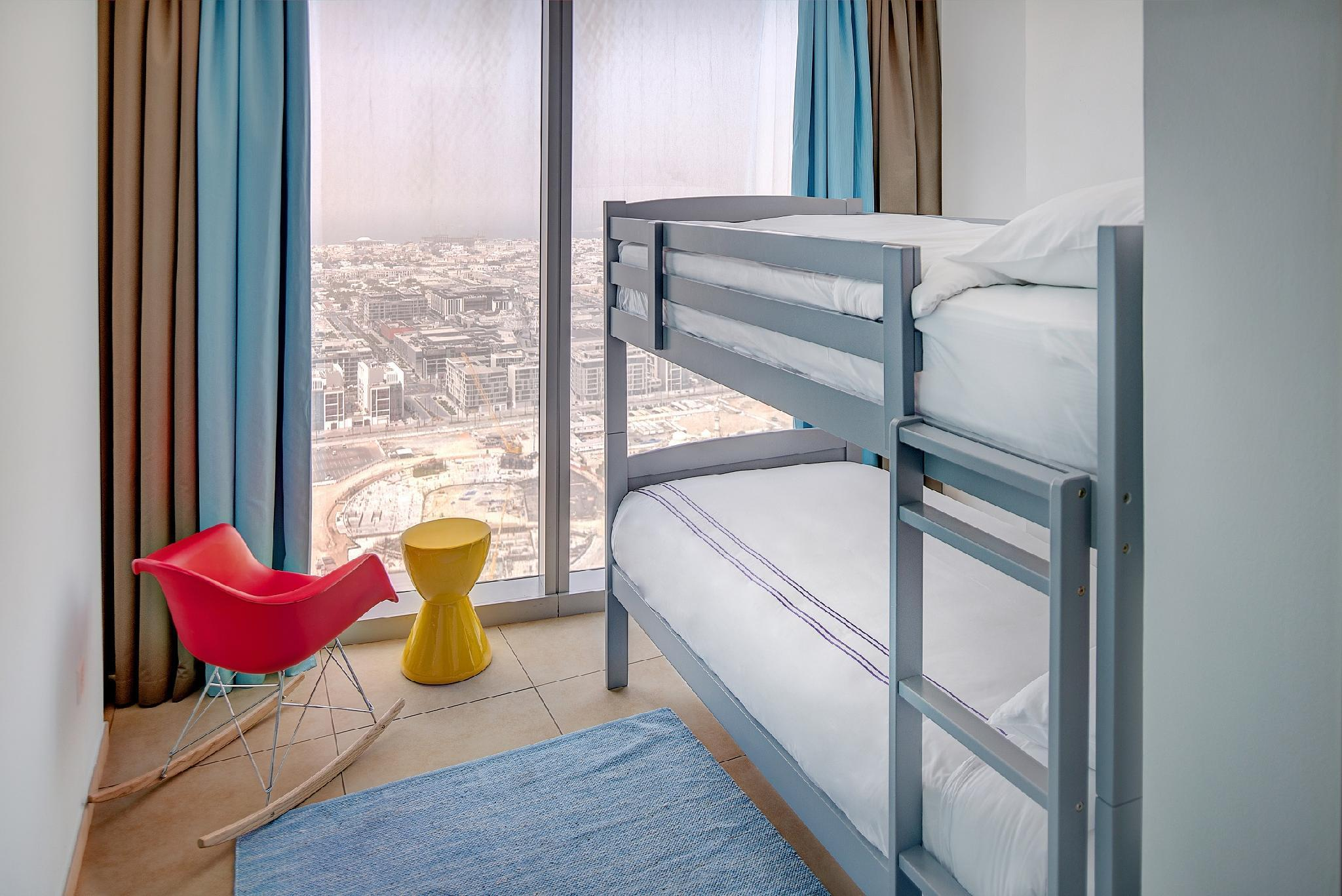 Dream Inn – 48 Burj Gate 5BR Duplex Apartment – Dubai 3
