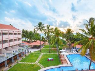 Paradise Beach Hotel Negombo - Balcony View