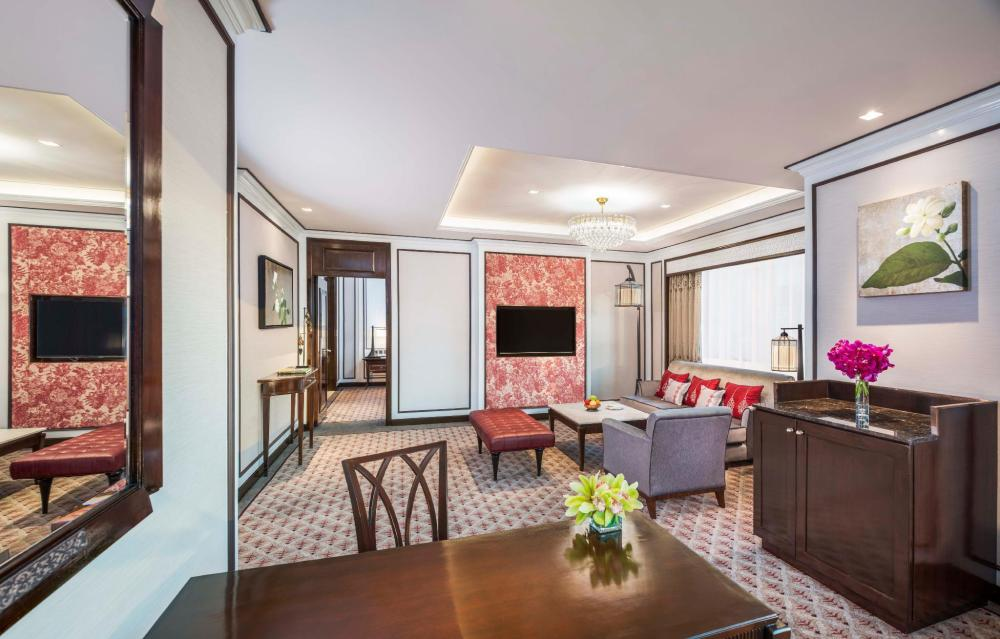 The Athenee Hotel A Luxury Collection Hotel Bangkok
