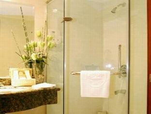 GreenTree Inn GuangDong DongGuan HouJie Business Hotel Dongguan - Badezimmer
