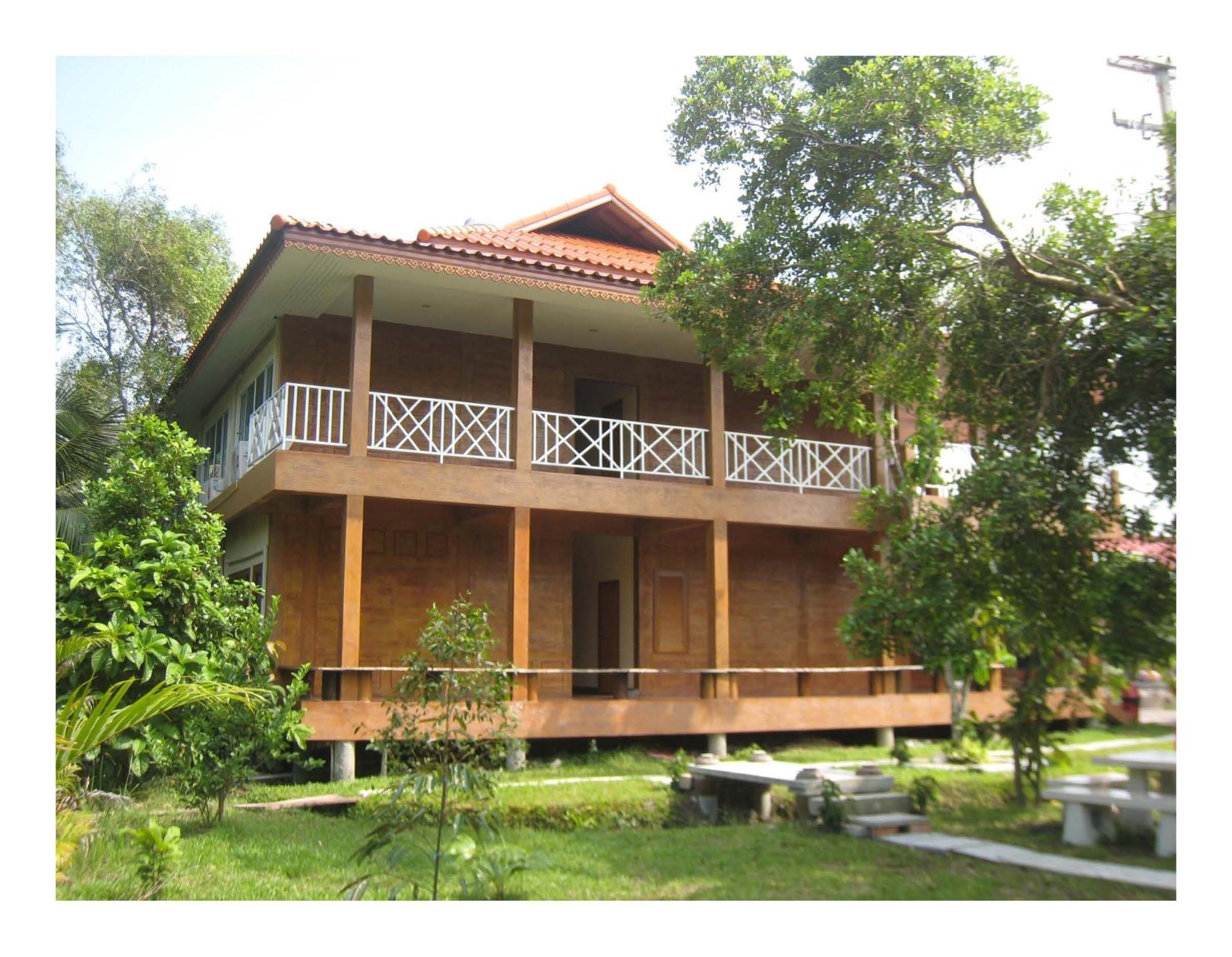 บ้านสวนอัมพวันรีสอร์ท