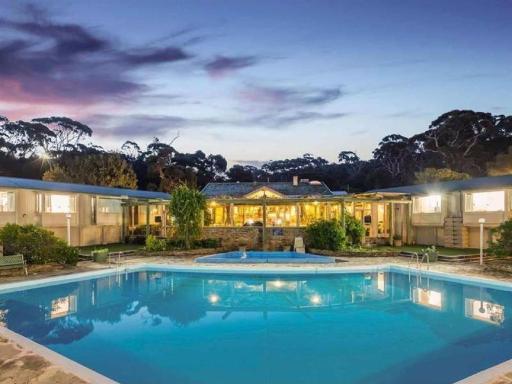 Mercure Kangaroo Island Lodge Hotel Kangaroo Island takes PayPal