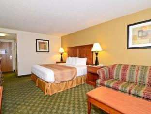 Best guest rating in Richmond (IN) ➦ Econo Lodge takes PayPal