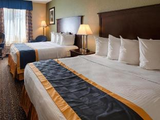 Best guest rating in Mansfield (OH) ➦ Quality Inn & Suites takes PayPal