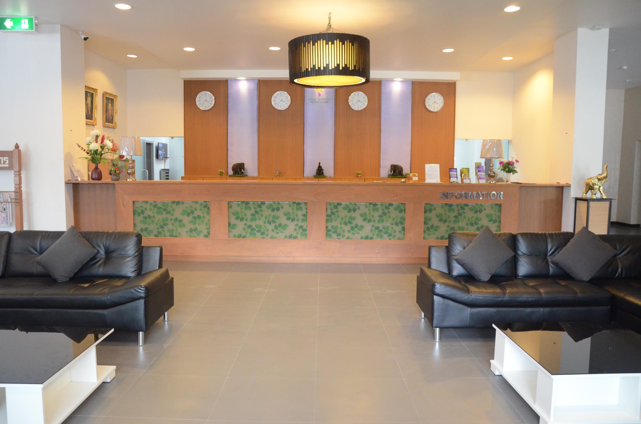 Green Nimman CMU Residence,สำนักบริการวิชาการ มหาวิทยาลัยเชียงใหม่