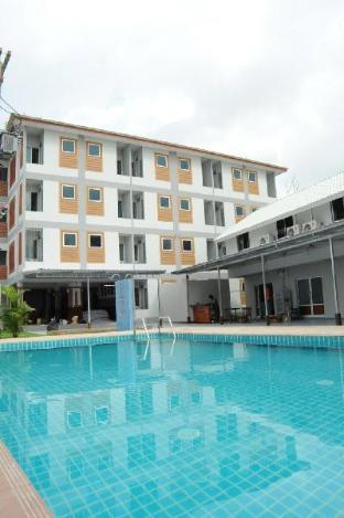 [清邁住宿]  Pool Front Hostel