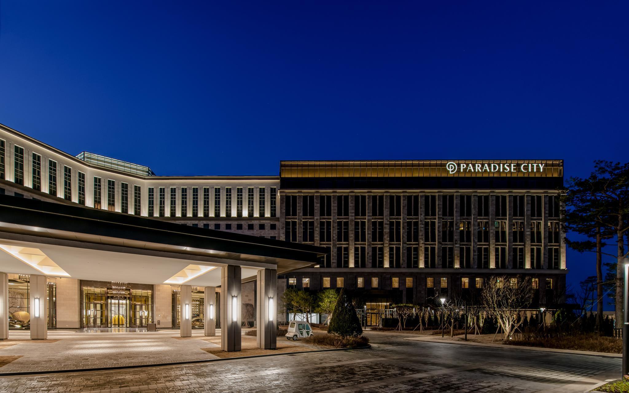 Paradise City Incheon South Korea Hotels Hotel