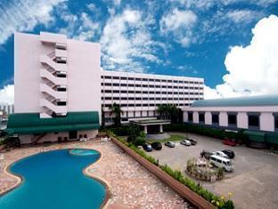 โรงแรมลา ปาโลมา พิษณุโลก - ภายนอกโรงแรม
