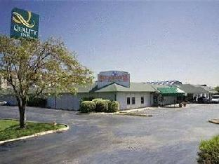 Quality Inn Hotel in ➦ Maryland Heights (MO) ➦ accepts PayPal