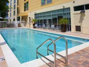 SpringHill Suites Tampa North/Tampa Palms Tampa (FL) - Swimming Pool