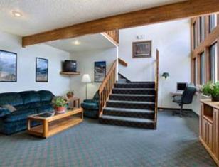 Super 8 Livingston Hotel Livingston (MT) - Lobby
