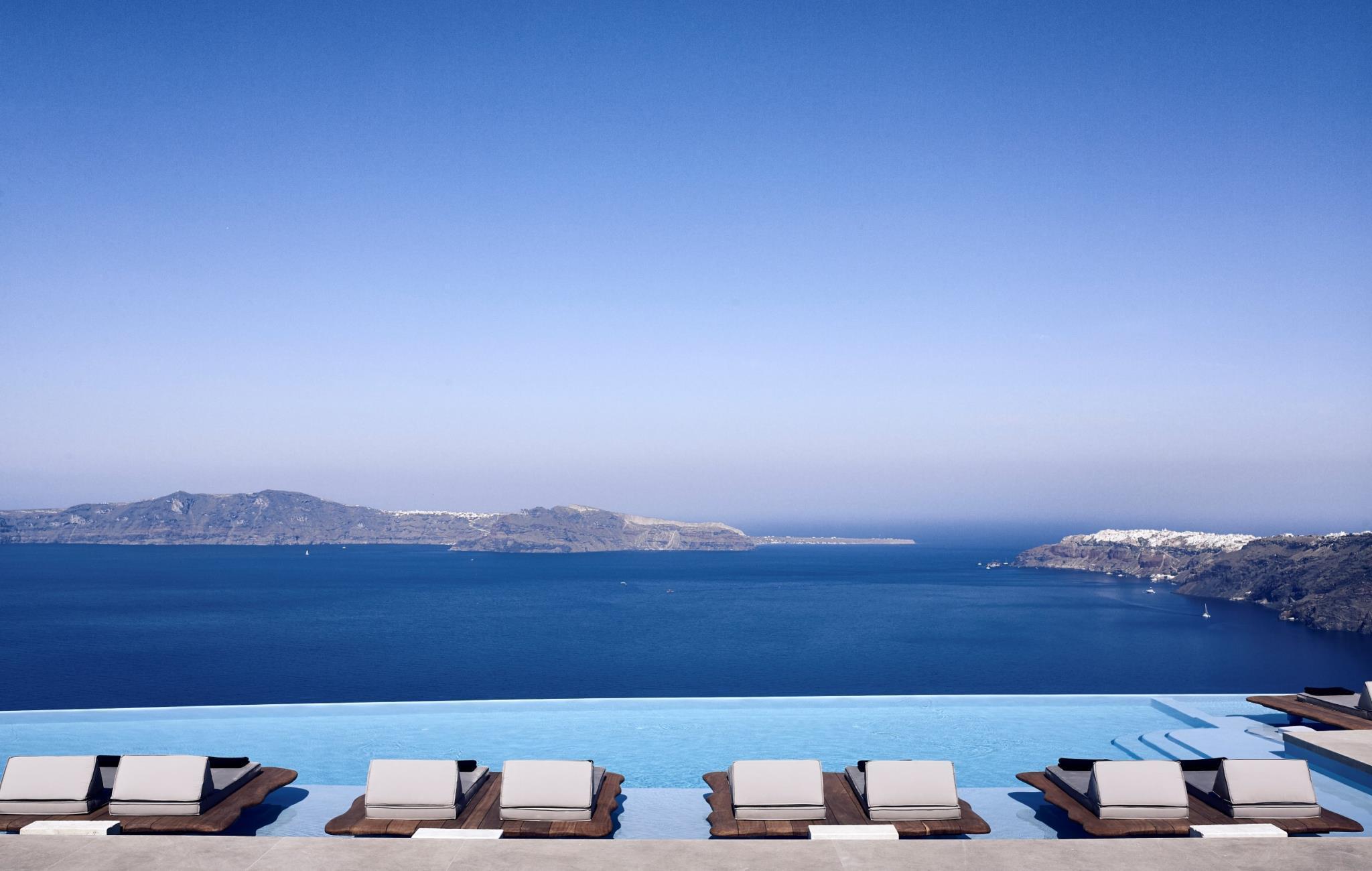 Cavo Tagoo Hotel Santorini Santorini 5 Star Hotel In Santorini