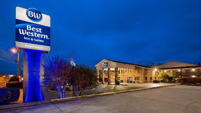 Best Western Celebration Inn & Suites - Shelbyville, TN 37160