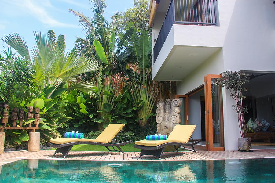 Heart of Canggu *300 metres from the Beach*