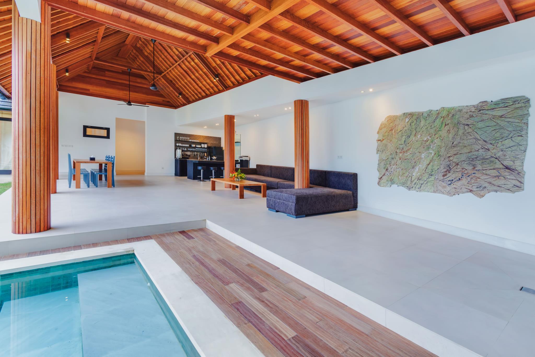 Contemporary Villa AnLe Jimbaran