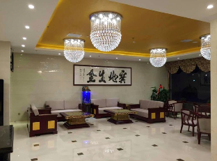 GreenTree Inn JiuQuan GuaZhou ZhangZhi Park Express Hotel