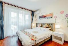 Gubei Water Village Yuanzhu Loft Two 2-Bedroom Deluxe Apartment, Beijing