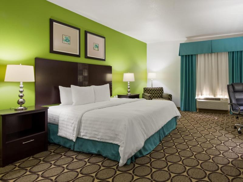 Best Western Douglas Inn & Suites - Douglas, AZ 85607