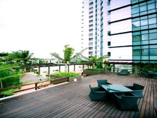 M Hotels - Tower B Kuching - Varanda/Terraço