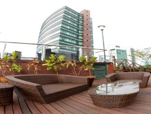 M Hotels - Tower B Kuching - Balkon/Taras