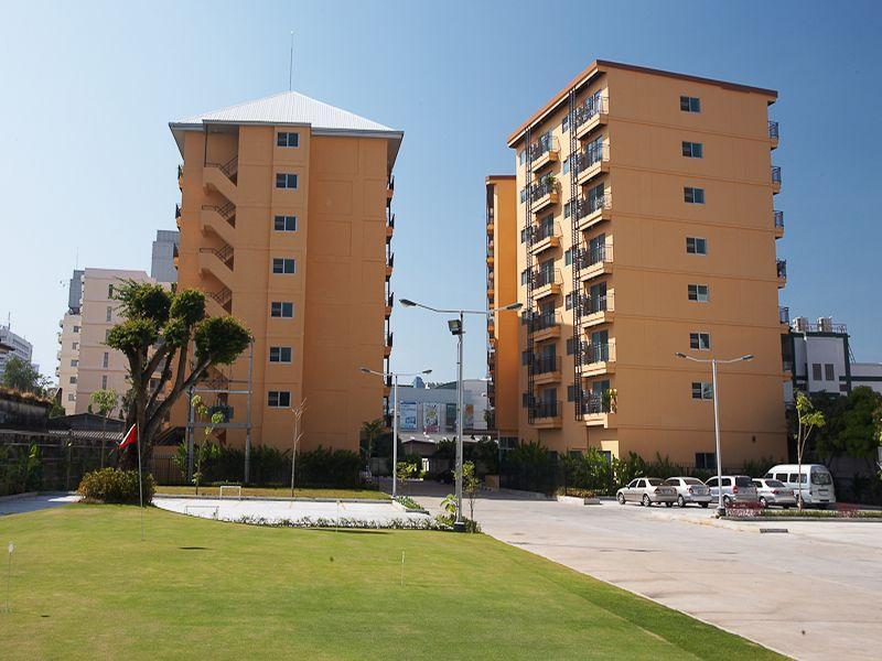 J Town serviced Apartments,เจทาวน์ เซอร์วิซ อพาร์ตเมนต์