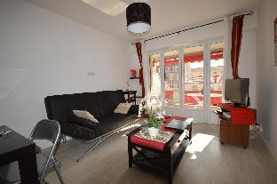 Beau Studio avec terrasse Sud- Haut Suquet