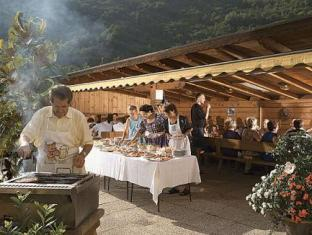 Pension Linserhof Naturno - Buffet