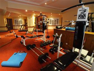 Proton Business Hotel Moscow - Fitness Room