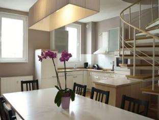 Zekian Boutique Apartments ® Berlin - Inne i hotellet