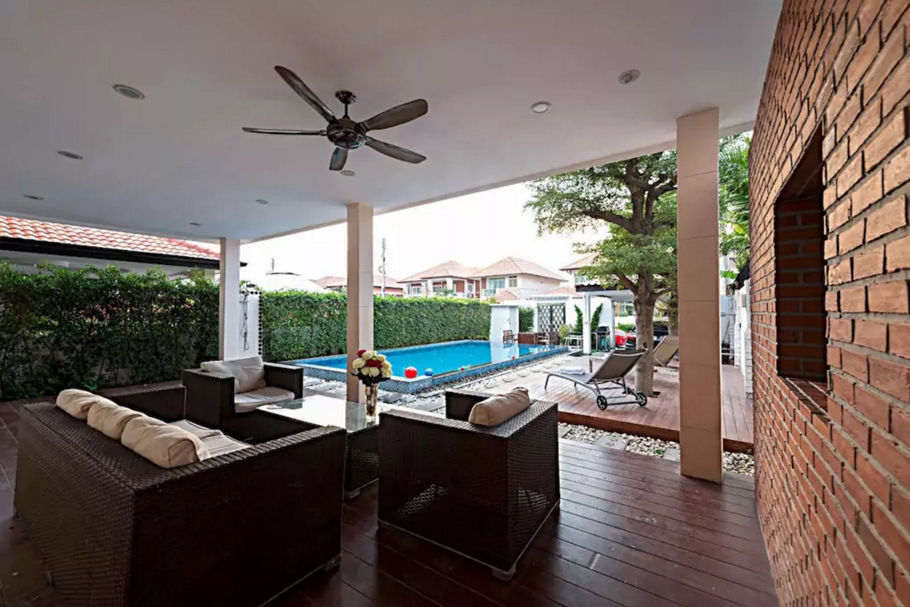 Exquisite 4bd 4 bth Villa with Pool Central Pattaya,Exquisite 4bd 4 bth Villa with Pool Central Pattaya