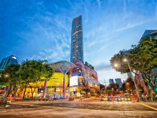 Santa Grand Hotel Chinatown Singapore - Local Attraction - Orchard Road