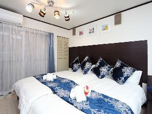 KJ 1 Bedroom Apt near Osaka 102 sun plaza