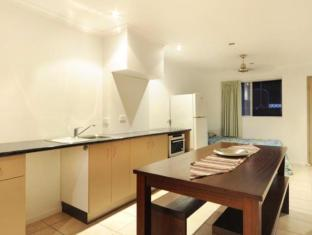 Airlie Beach Motor Lodge Kepulauan Whitsunday - Dapur