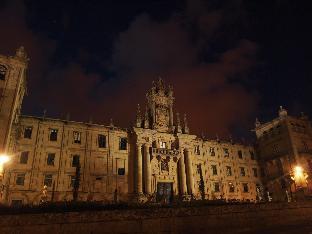 Hospederia San Martin Pinario PayPal Hotel Santiago De Compostela